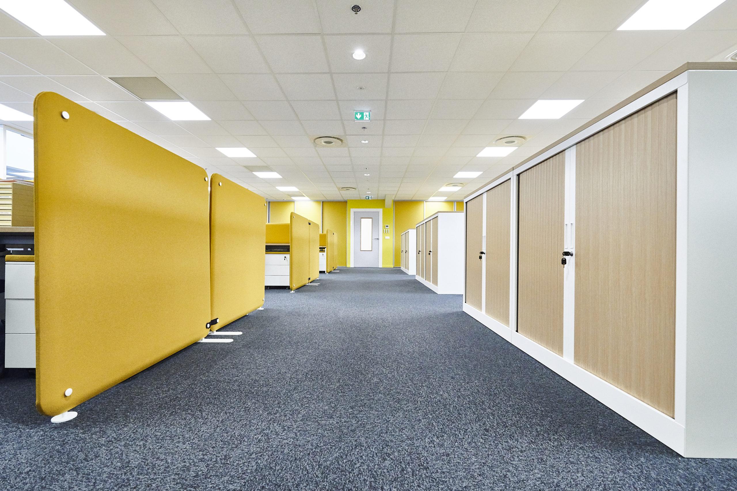 Couloir open space