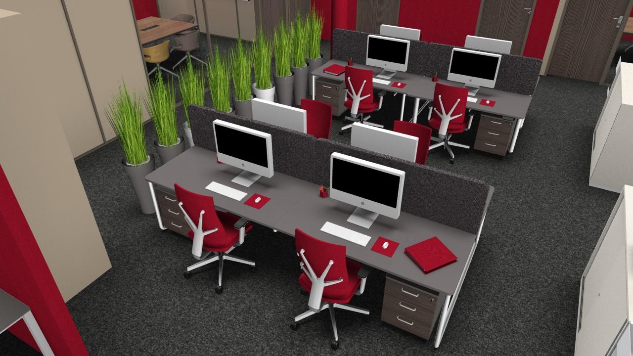 Bureaux 3D