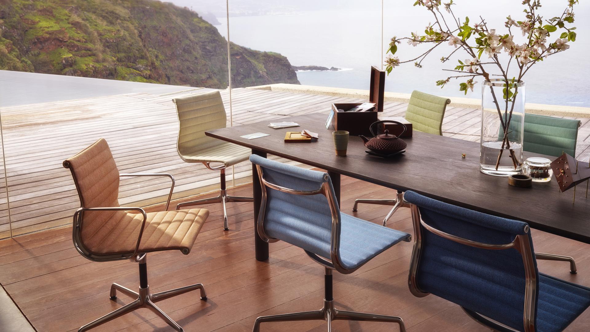 Siège de réunion - Aluminium chair