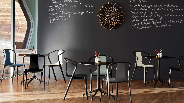 Tables et chaises Belleville