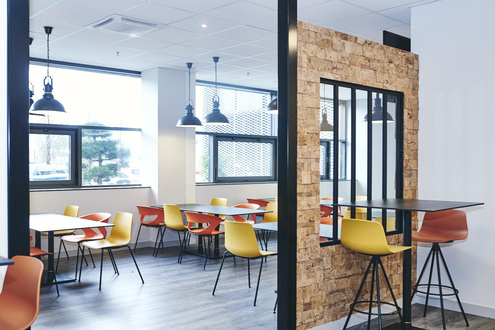 Réfectoire et espace café