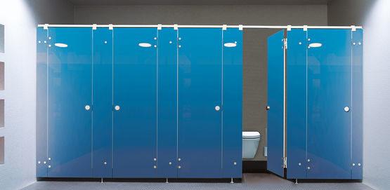 Cabine sanitaire Epure Saniclips