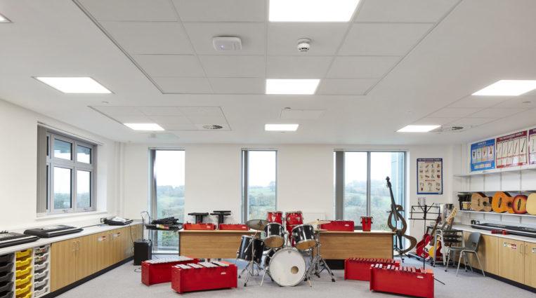 Plafond acoustique Blanka dB 46